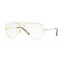 Gafas Ray Ban Aviator RX 6489 2500